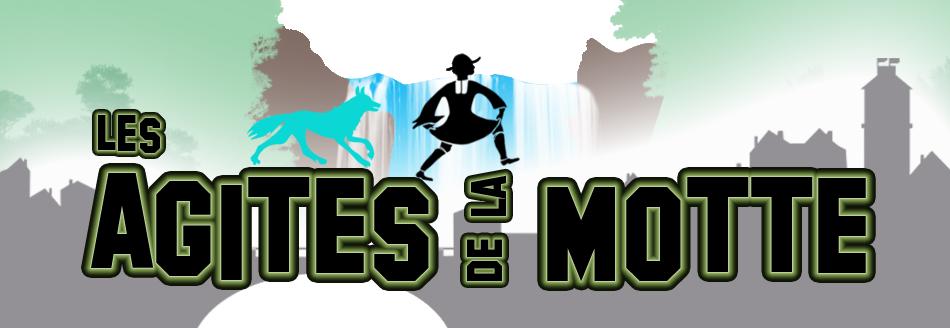 Les Agités de la Motte (var 83) Logo