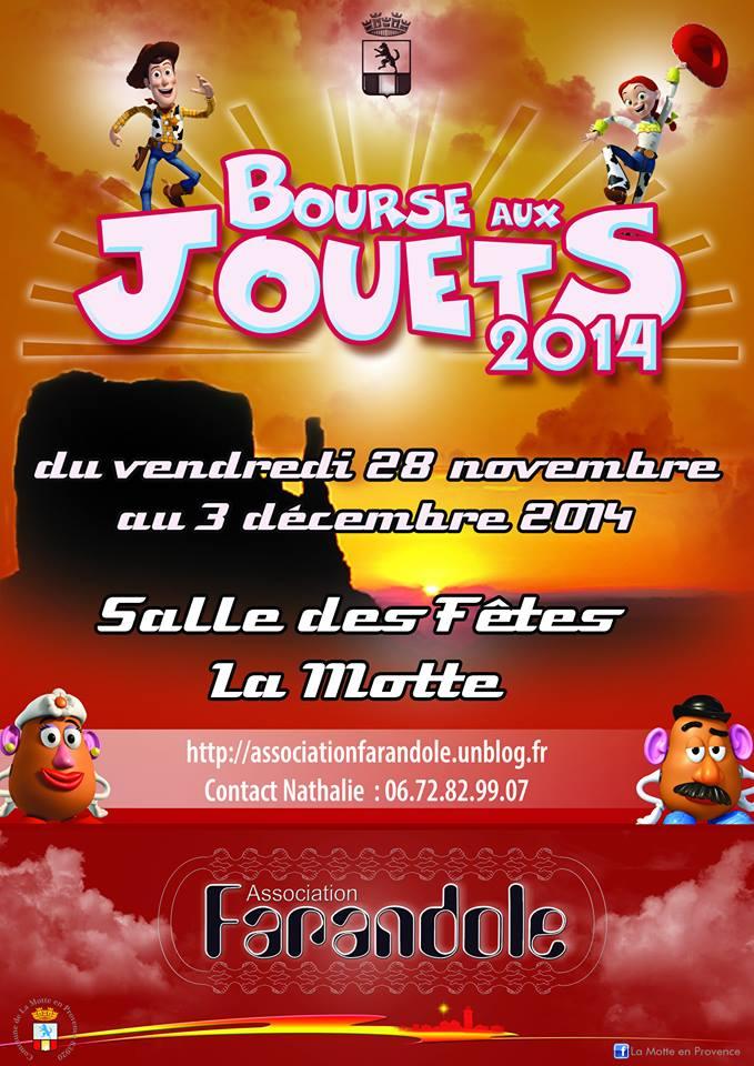 Bourses aux jouets 2014